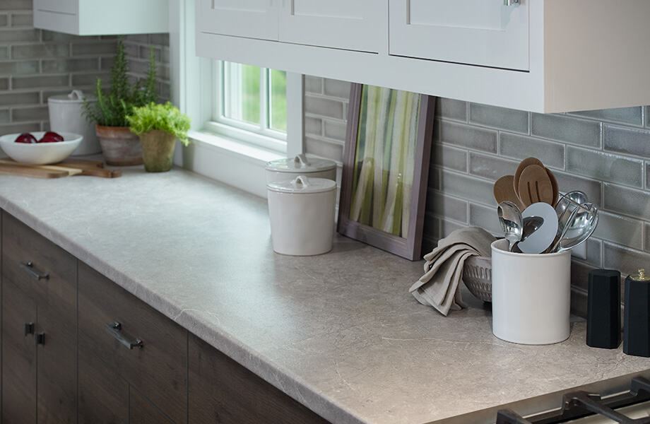 Formica countertops sold at Swita Cabinetry
