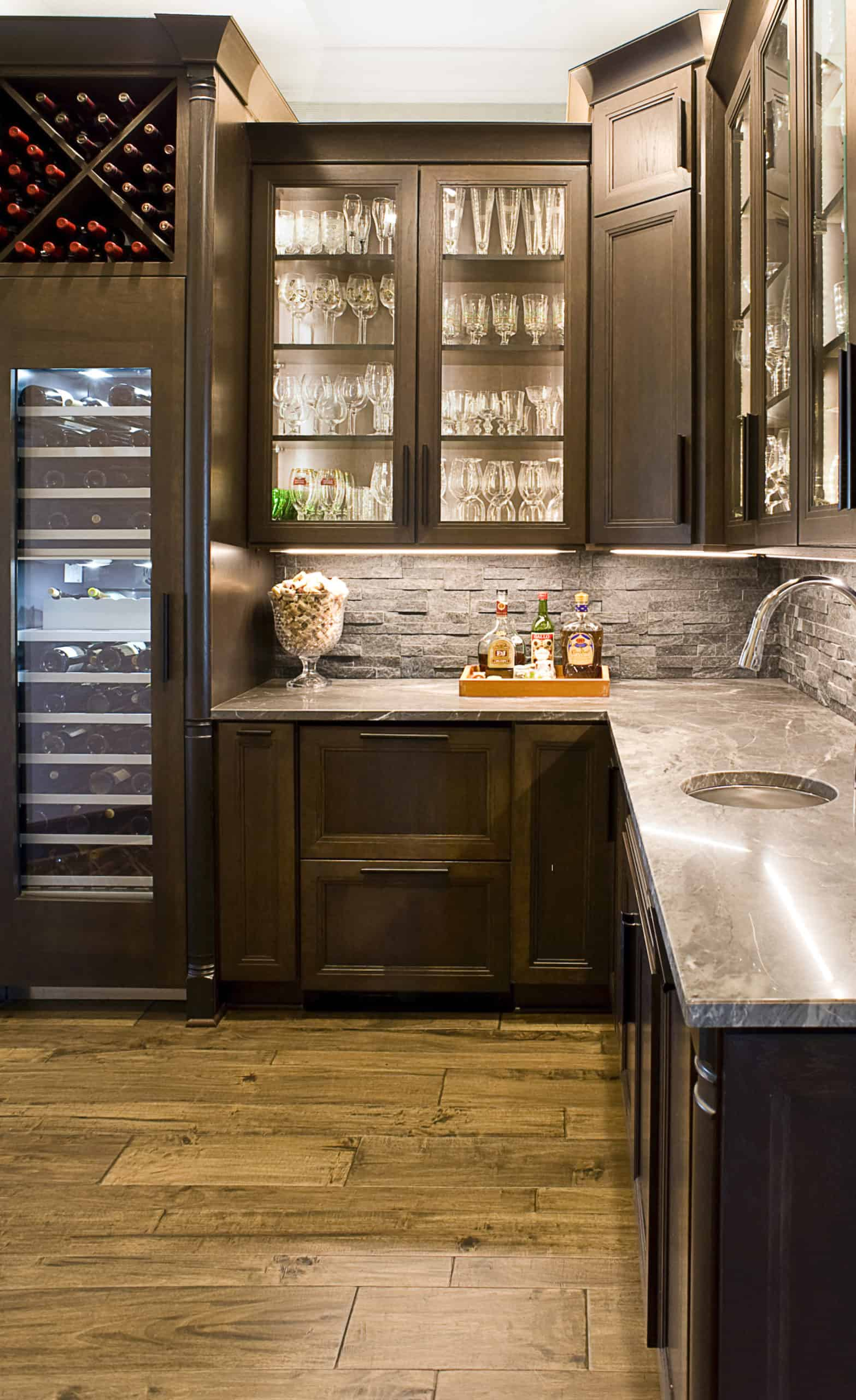 Coffee Stations Cozy Nooks And Other Spaces You D Love To Have In The Kitchen Swita Cabinetry